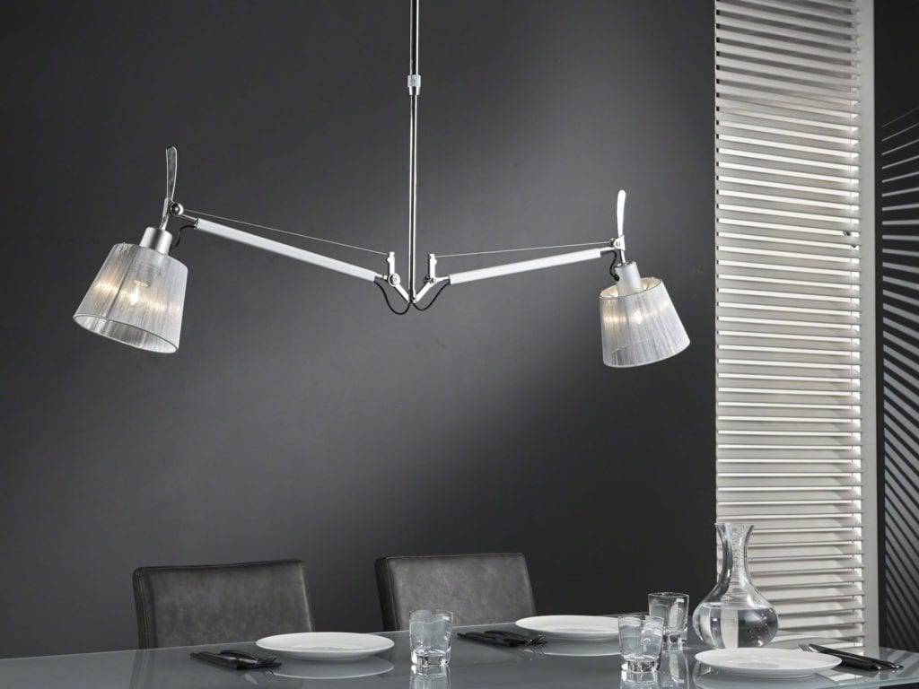 Vince picadilly hanglamp cm chroom laagste prijs yels